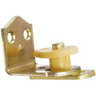 National 3/4 In. to 1-3/8 In. Satin Brass Swing & Stay Door Hinge Image 1