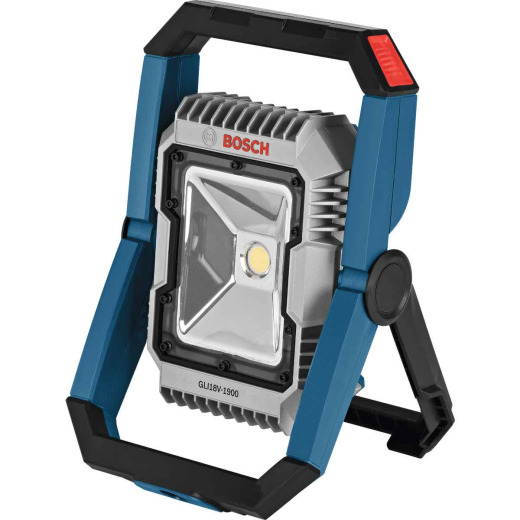 Bosch 18 Volt Lithium-Ion LED Lantern/Flood Cordless Work Light (Bare Tool)