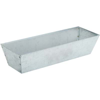 Do it 14 In. Galvanized Steel Mud Pan