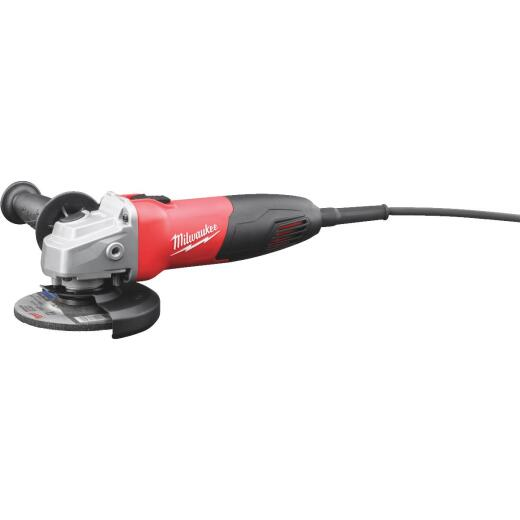 Milwaukee 4-1/2 In. 7A 12,000 rpm Angle Grinder