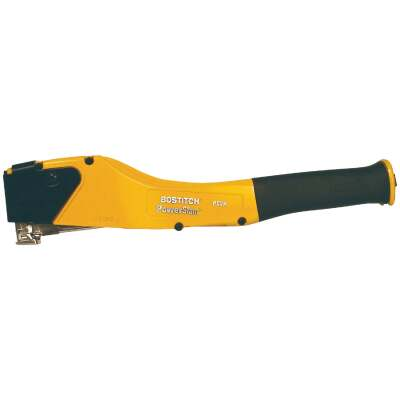 Bostitch PowerCrown Heavy-Duty Hammer Tacker