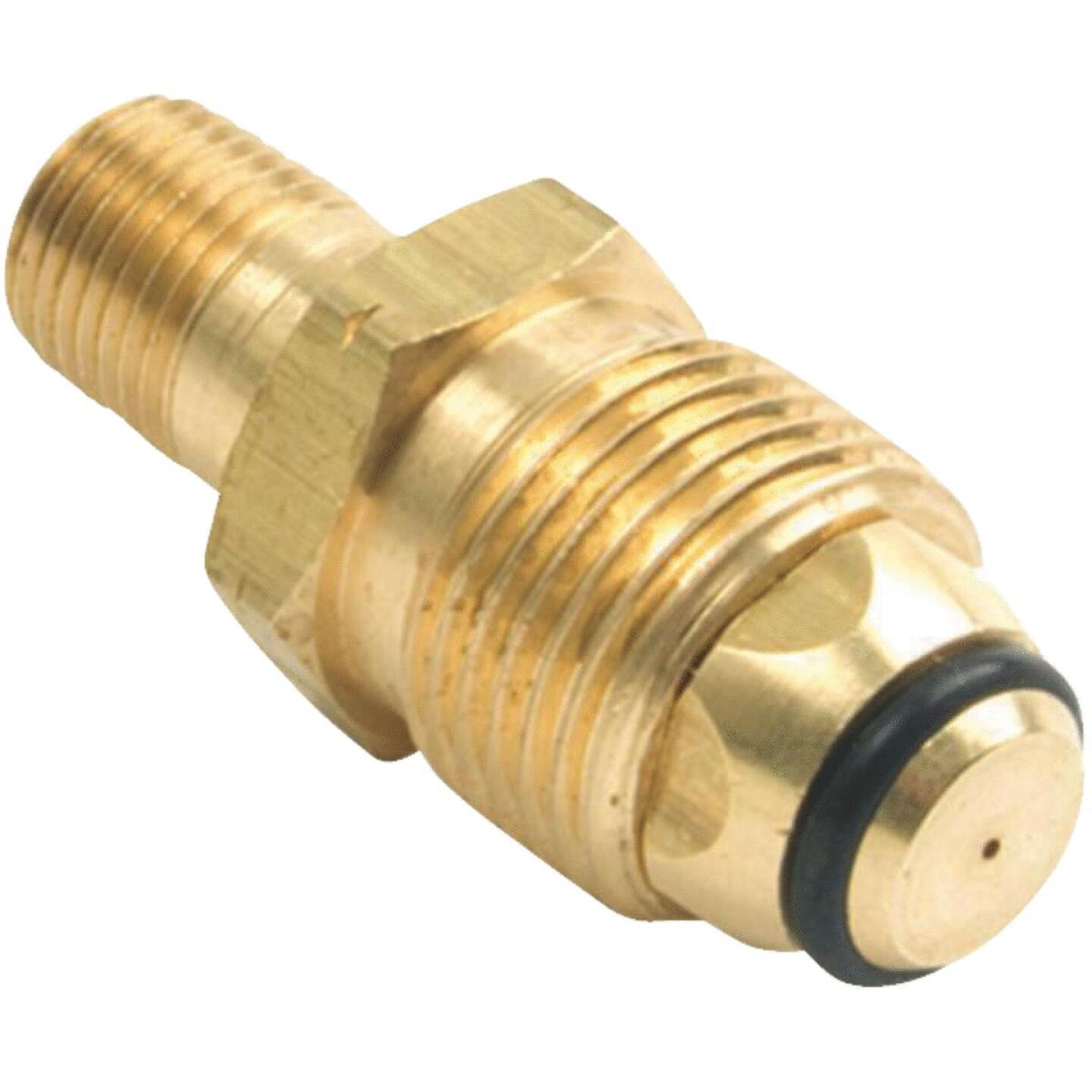 MR. HEATER 1/4 In. Female Pipe Brass LP Nut & Pigtail Image 1