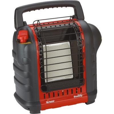 MR. HEATER 9000 BTU Radiant Portable Buddy Propane Heater