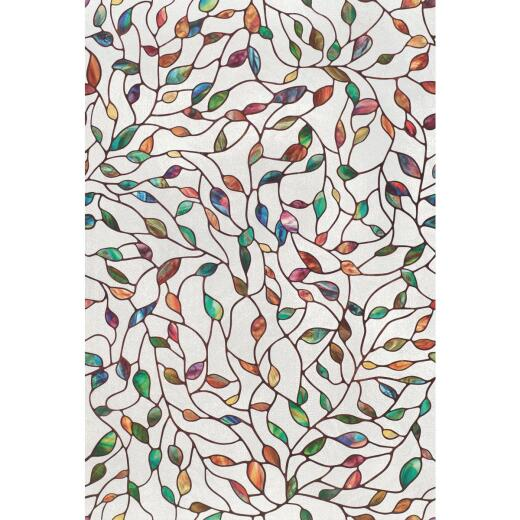 Artscape New Leaf 24 In. x 36 In. Window Film