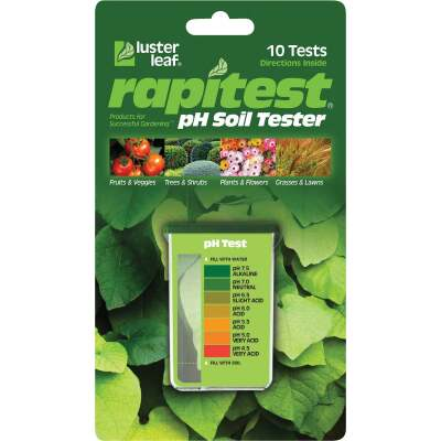 Rapitest Plastic PH Soil Tester